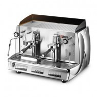 Wega Vela - EVD2VLV  - Vintage 2 Group Electronic Coffee Machine. Weekly rental $99.00