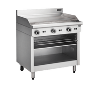 Cobra CT9 - 900mm Gas Griddle Toaster. Weekly Rental $40.00