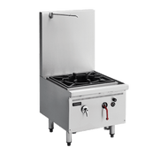 Cobra CSP6 - 600mm Gas Waterless Stockpot. Weekly Rental $28.00