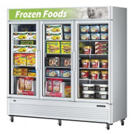 Turbo Air TGF-72SD Super Deluxe Glass Door Upright Freezer . Weekly Rental $105.00