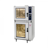 Hobart HEJ661E Twin Convection steamer Combi Oven. Weekly Rental $220.00