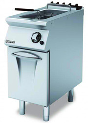 MARENO ANF74G15 Gas Single Deep Fryer. Weekly Rental $49.00