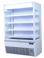 Bromic - VISION1200 -  Open Display Refrigerated Cabinet. Weekly Rental $66.00