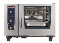 RATIONAL CMP62 Model 62 Electric 6 Tray Combi Oven . Weekly Rental $222.00