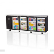 SKIPIO SBB-4G Back Bar Refrigerator. Weekly Rental $49.00