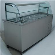 Ice Blue NBF - 2475 Noodle Bar Fridge - No Canopy. Weekly Rental $58.00