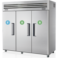 SKIPIO SRFT65-3 Top Mount Refrigerator & Freezer. Weekly Rental $61.00