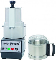 ROBOT COUPE R211XL-ULTRA Food Processor Cutter and Vegetable Slicer. Weekly Rental $21.00