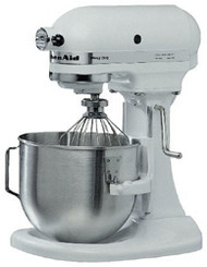 KITCHENAID K5SS Commercial Grade 4.8L Bowl Lift Stand Mixer. Weekly Rental $9.00