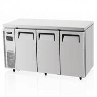 Skipio SUF18-3 Under Counter Freezer Three Door . Weekly Rental $34.00