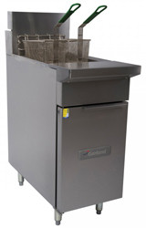 GARLAND GF16FRSE Restaurant Series Gas 15 Ltr Deep Fryer. Weekly Rental $51.00