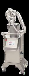 Hallde - RG-400 - Vegetable Prep Machine Manual Push Feeder Set Up. Weekly Rental $223.00