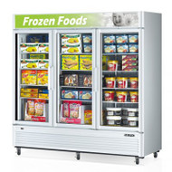 Skipio SGF-72 Glass Merchandiser Freezer . Weekly Rental $92.00