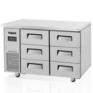Skipio SUF12-3D-6 Under Counter Freezer. Weekly Rental $41.00