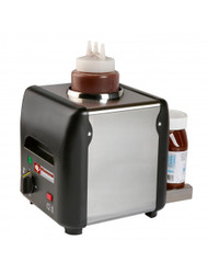 CC/NUT-1S Single Chocolate Sauce Heater. Weekly Rental $7.00