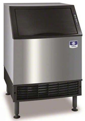 MANITOWOC UD0240A NEO Self Contained 68 Kg Full Dice Ice Machine. Weekly Rental $38.00