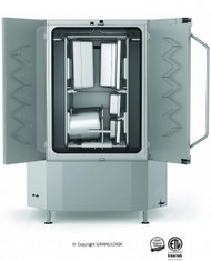 Granuldisk - Granule Maxi  NEW GENERATION PRE-RINSE UNIT POT WASHER. Weekly Rental $738.00