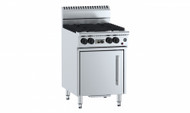 B & S - Verro - VOV-SB4 - Gas Four Burner Cook Top With Oven. Weekly Rental $57.00
