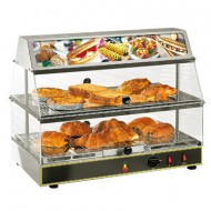 Roller Grill WD L 200 Counter Top Warming Display Cabinet. Weekly Rental $15.00