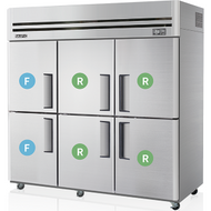 Skipio - SRFT65-6 - Combination Fridge/Freezer. Weekly Rental $68.00