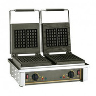 Roller Grill - GED 20 - Waffle Machine - Double 4 x 6 SQ. Weekly Rental $29.00