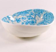 Rockmelon bowl by Samantha Robinson