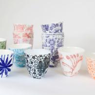 tea cup, print by Samantha Robinson