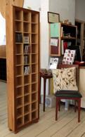 3x11 CD cabinet, Blackwood, Barbi