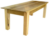 Solid timber coffee table, Recycled Hardwood