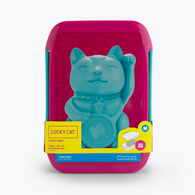 MUSTARD lucky cat lunch box