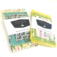 SUSTOMI beeswax wrap 3 pack