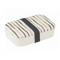 DAVIS & WADDELL bamboo lunch box