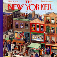 NEW YORKER jigsaw 1000pc