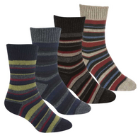 NATIVE WORLD possum sock stripe