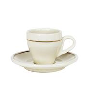 ROBERT GORDON standard espresso cup and saucer