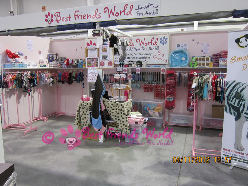 BFW at our Indoor Market Cahir