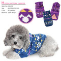Dobaz Hoodie Patterned Dog Sweater