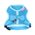 Pinkaholic Popo Dog Harness in blue