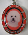 BFW Designer Dog Breed Keychain