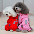 All in One Dog Raincoat Cheeky dogs