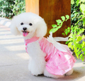 Gorgeous Pink Dog Dress