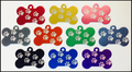 Pet ID Tag For Dogs & Cats - Walkies Design Medium