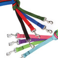 Guardian Gear® Nylon Dog Leads in Pink, Blue, Red or Black