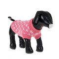 Lovely Hearts Dog Sweater Pink