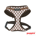 Puppia Lattice Dog Harness Front