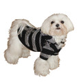 Silver Goth Hoodie For Your Dog