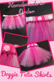 Handmade to order Dog Tutu's