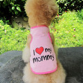 I Love Mommy Dog Tee