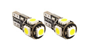 CANBUS T10 5-SMD 5050 LED - ERROR FREE