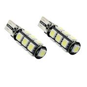 CANBUS T10 13-SMD 5050 LED - ERROR FREE